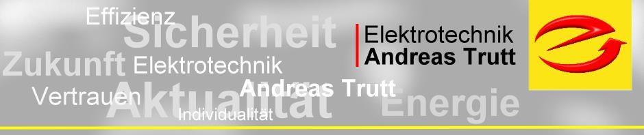 Elektrotechnik Andreas Trutt
